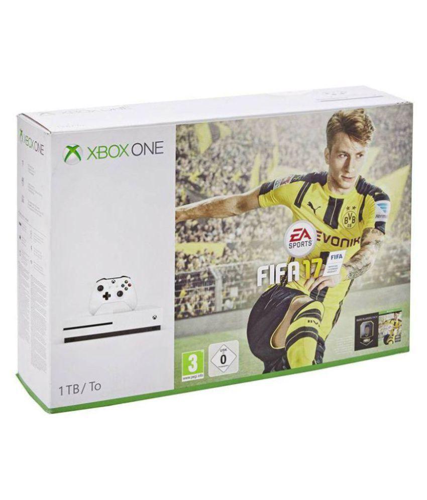Microsoft Xbox One 1TB Console ( Fifa )