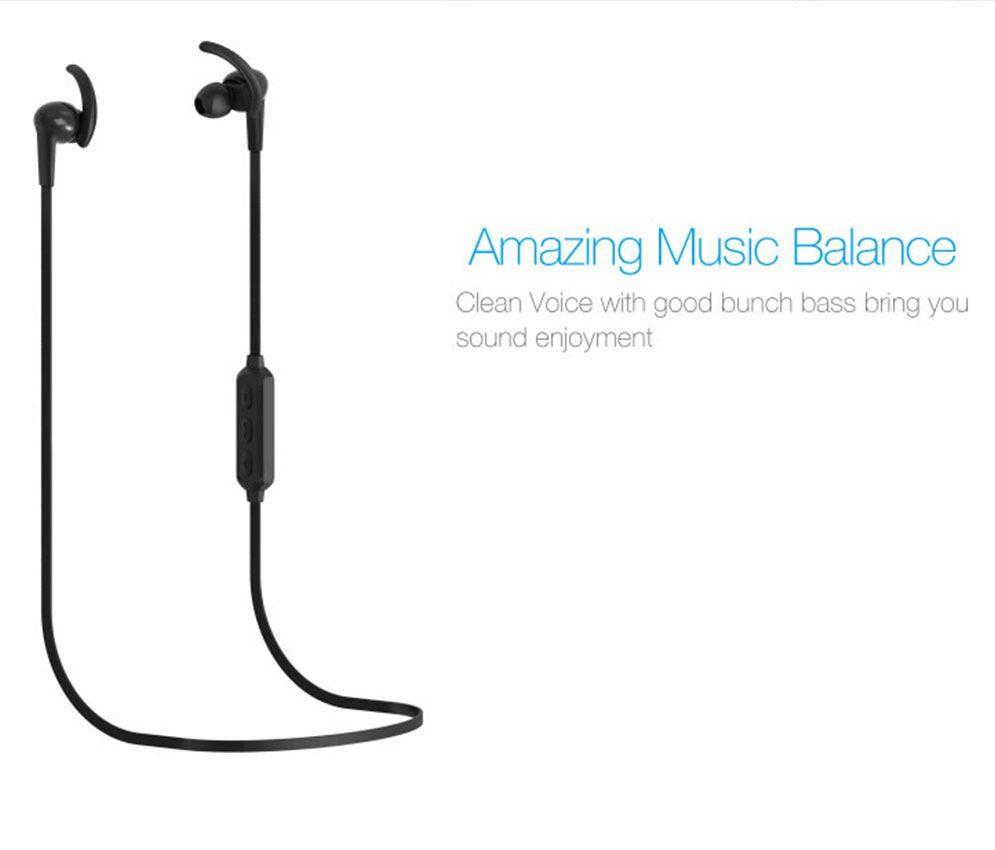 F&D EW201 Extra Bass In Ear Wireless Earphones With Mic