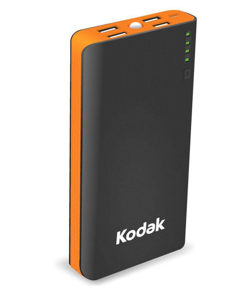 Kodak PB P03-K/15000mAh 15000 -mAh Li-Ion Power Bank Black