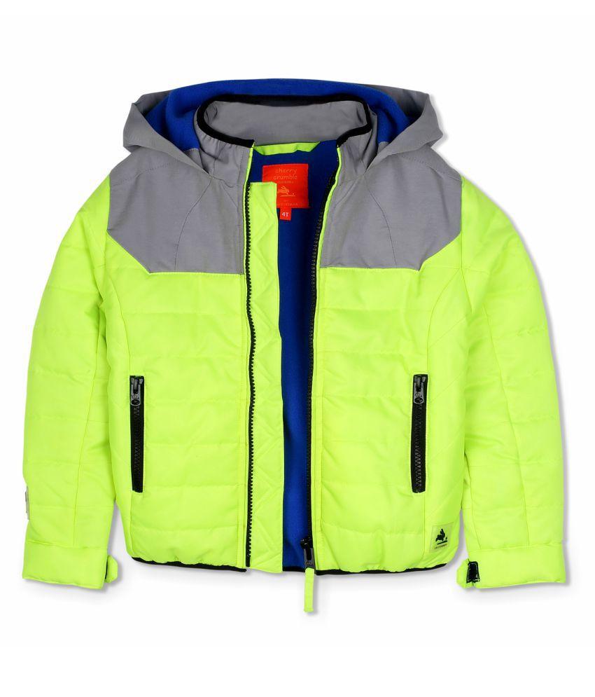 Cherry Crumble Colorblock Tracker Jacket