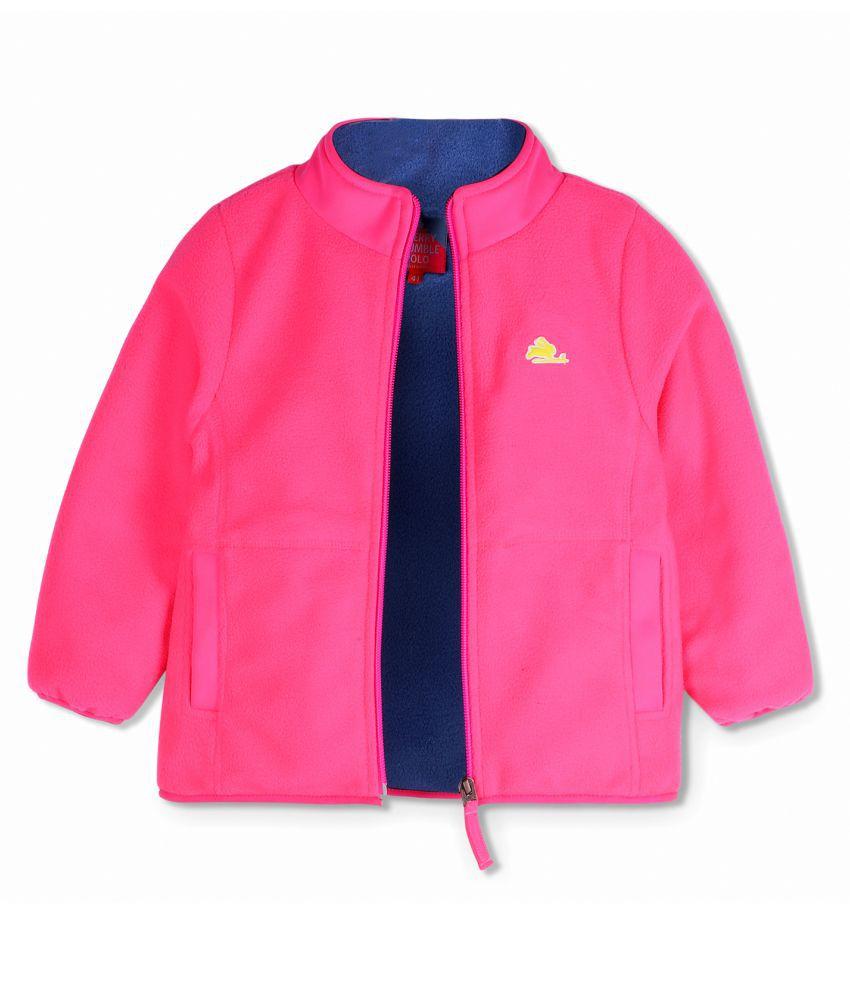 Cherry Crumble Snug sweat Jacket