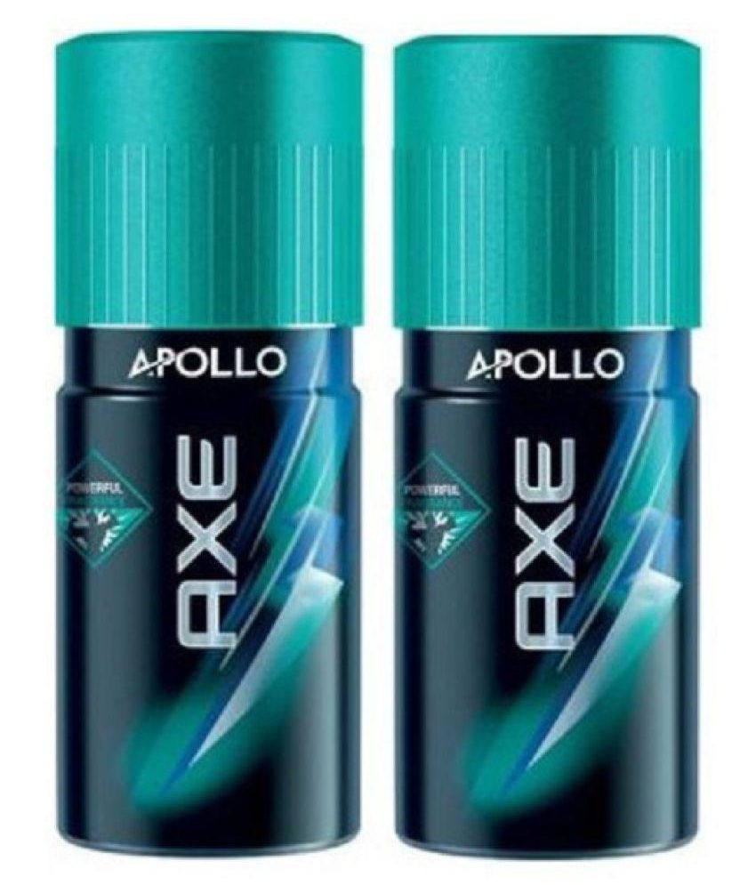 AXE Apollo Deodorant Spray 150 ml (pcs 2)