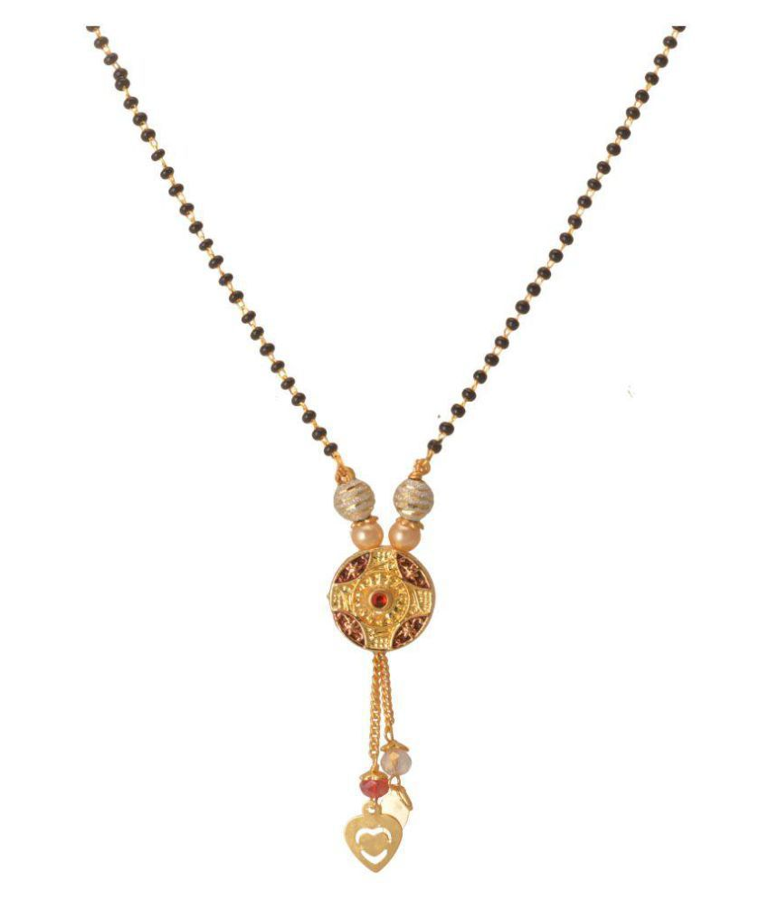 M4u Fashion Round Shape Mangalsutra