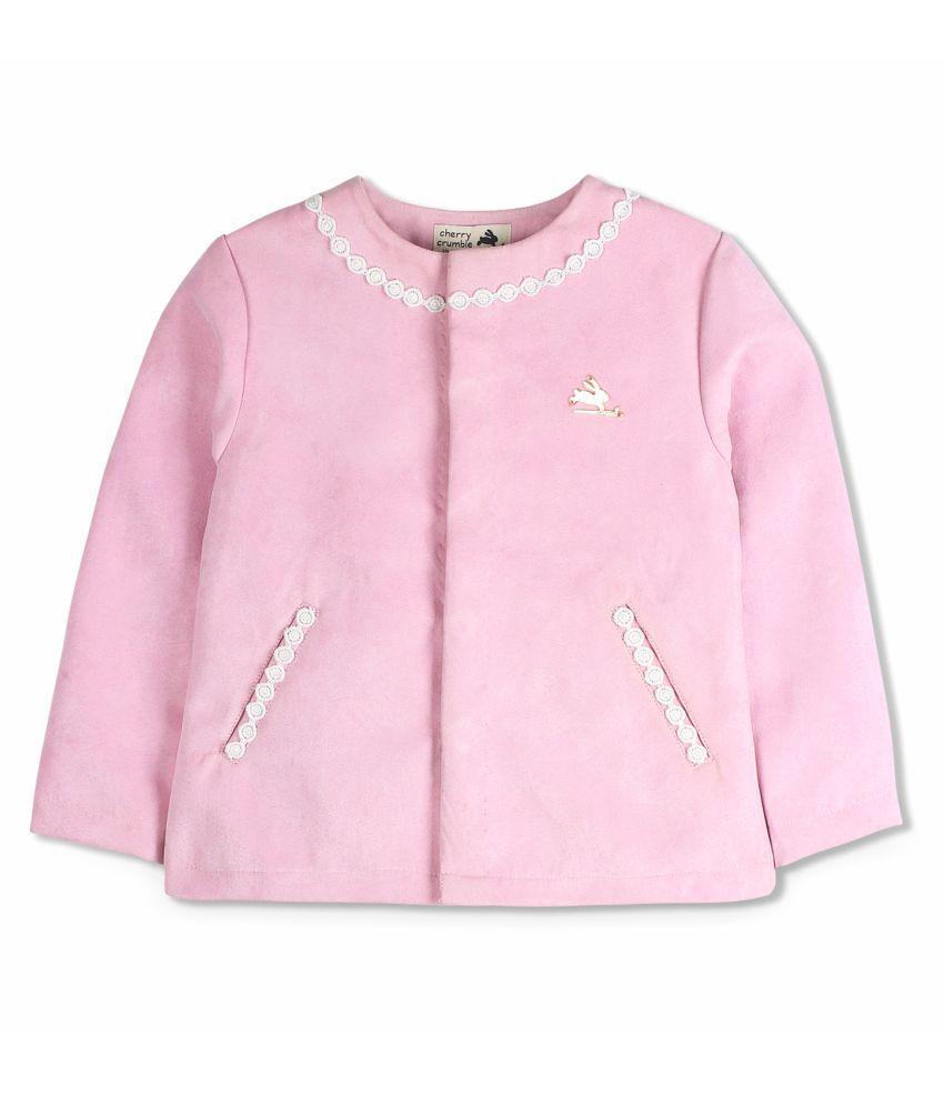 Cherry Crumble Pretty Lace Coat