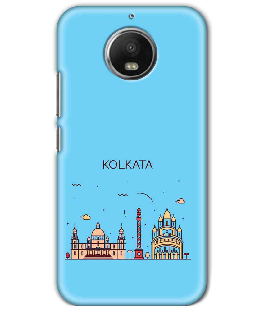 Motorola Moto G5S Printed Cover By LOL