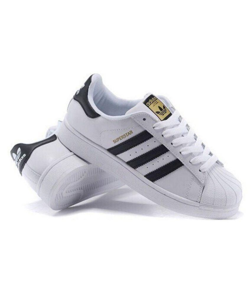 Adidas superstar White Casual Shoes Adidas superstar White Casual Shoes ...