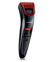 Philips QT4011/15 Pro Beard Trimmer ( Red & Black )