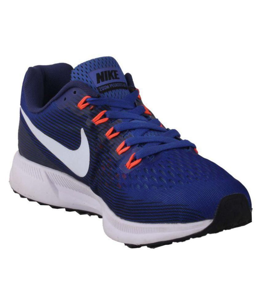 5f693ec635e71 Nike Air Zoom Pegasus 34 Running Shoes - Buy Nike Air Zoom Pegasus 34  Running Shoes Online at Best Prices in India on Snapdeal