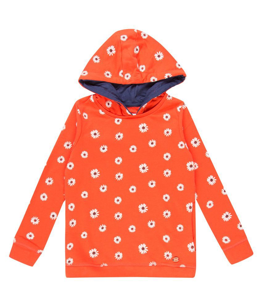 U.S. Polo Assn. Girls Sweatshirt