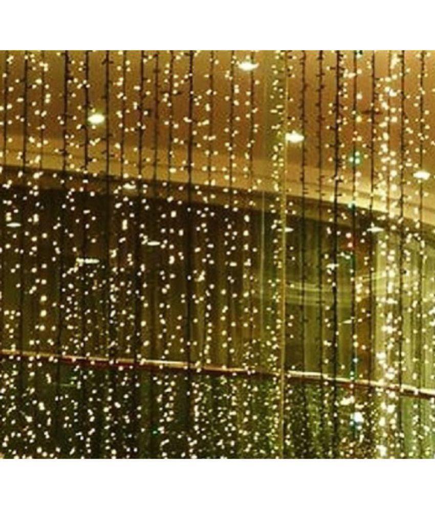 floranso Diwali Christmas Wedding Decoration String Lights White-38% OFF