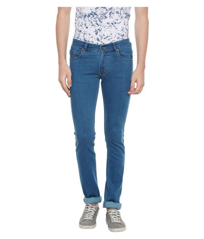 Duke Light Blue Slim Jeans