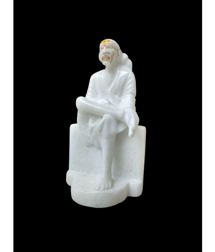 Shinde patil exports Sai Baba Marble Idol
