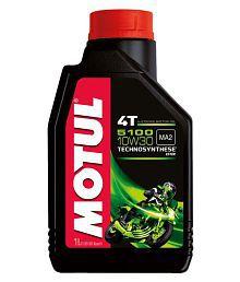 MOTUL 5100 4T 10W30 TECHNOSYNTHESE ENGINE OIL (1 LITRE)