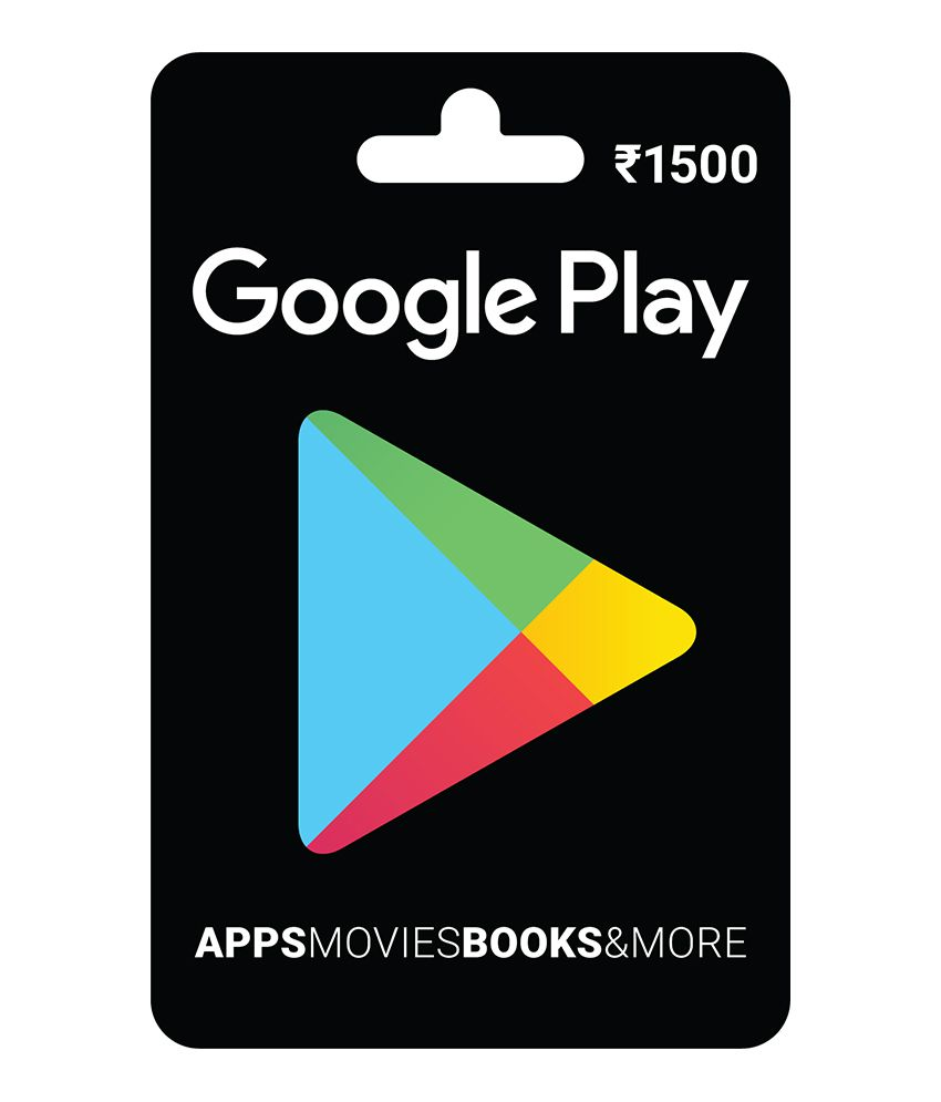 Google Play Card 5€