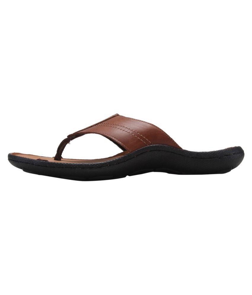 978bbf59c3c0 Franco Leone 9941 Tan Leather Slippers Price in India- Buy Franco ...
