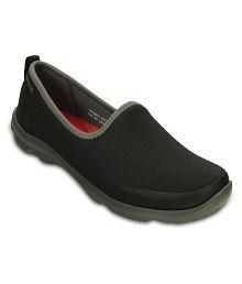 Crocs Black Casual Shoes