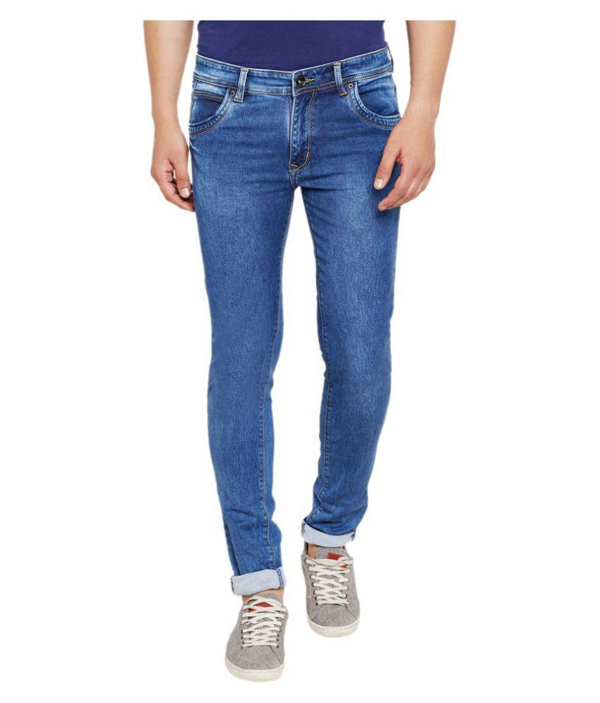 Stylox Blue Slim Jeans