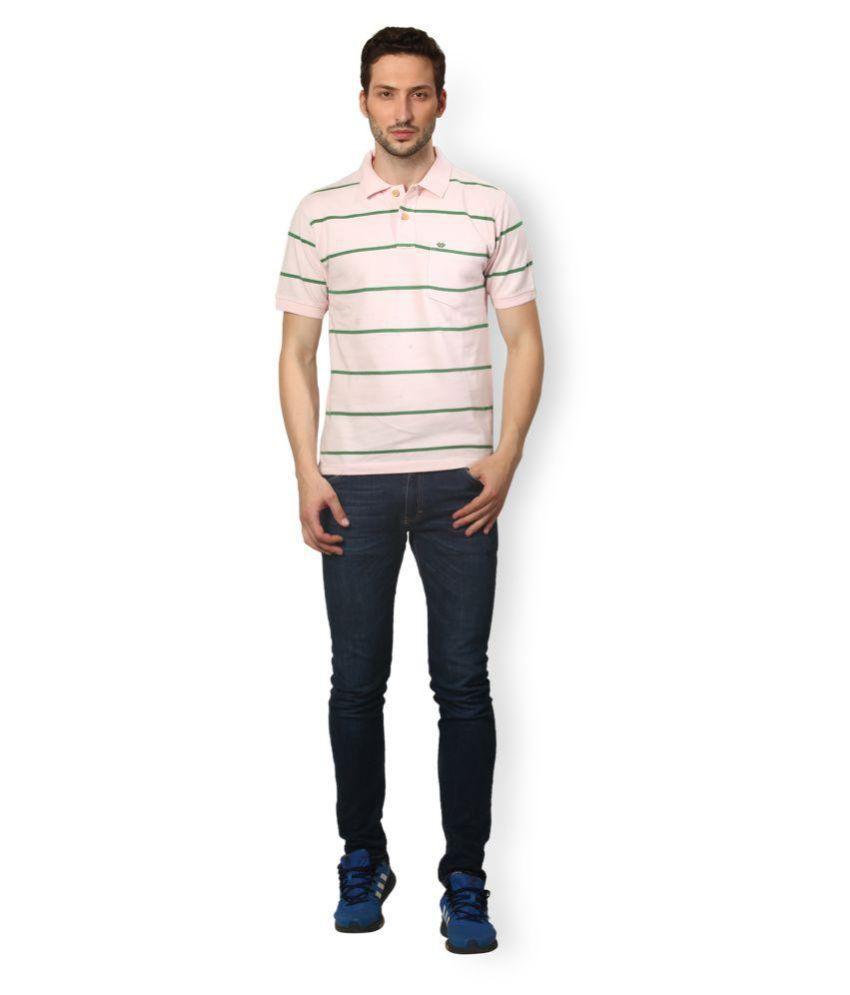 UV & W Multi Cotton Polo T-Shirt