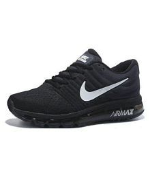 Quick View. Nike AIR MAX 2017 Black Casual Shoes