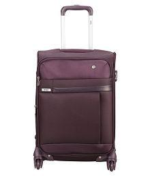 VIP Purple S (Below 60cm) Cabin Soft Luggage