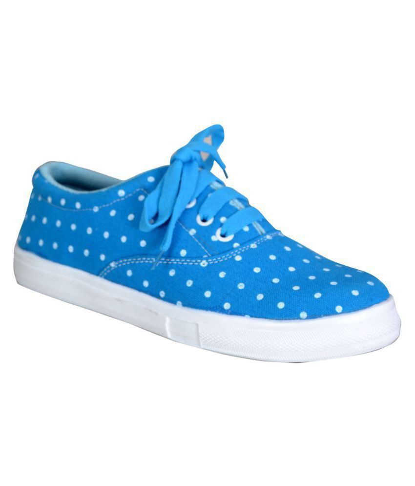 royaltees Blue Casual Shoes