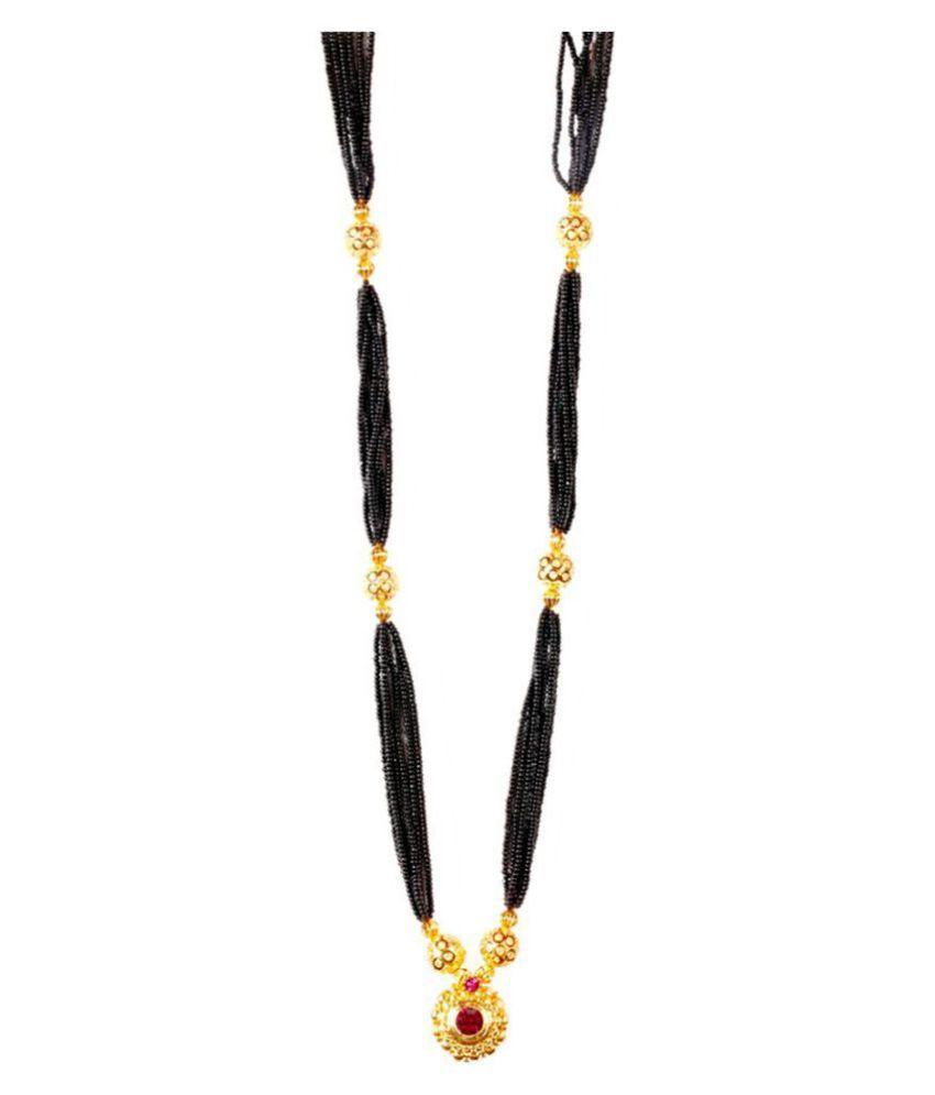 Soubhagya Jewellers Traditional Mangulsutra
