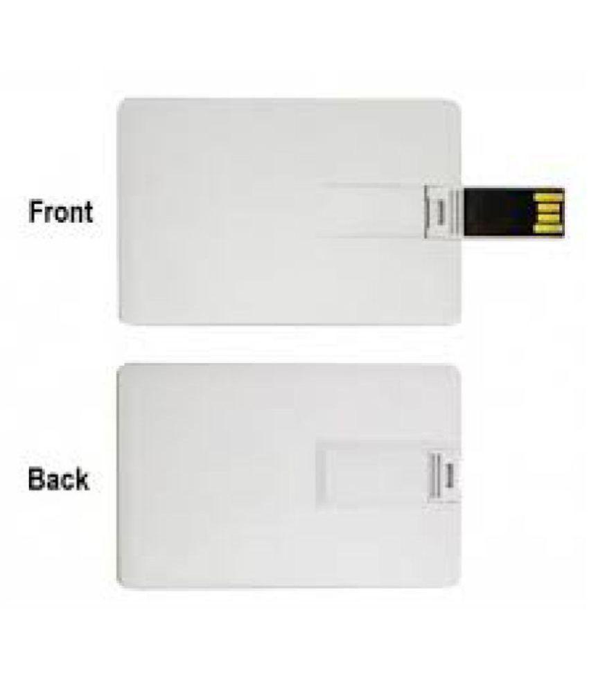 Chris Merchant Plain Credit Card Pendrive 16gb Usb 2 0 Fancy