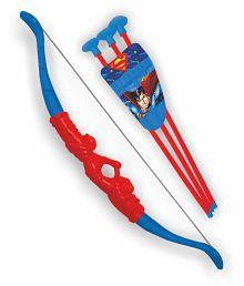 Superman Bow & Arrow Large size
