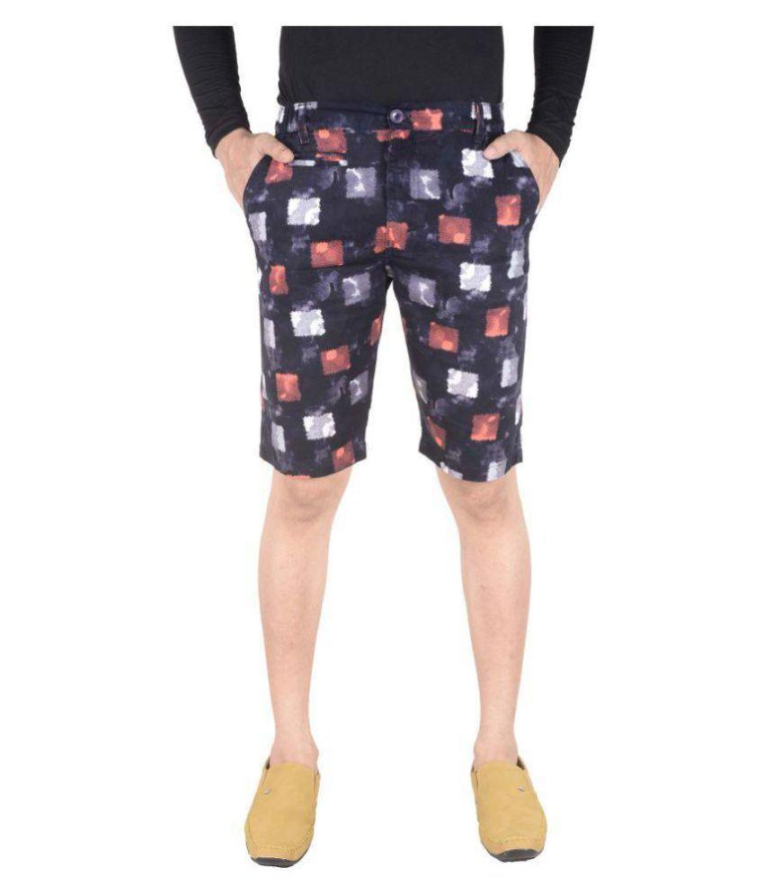 Night King Multi Shorts