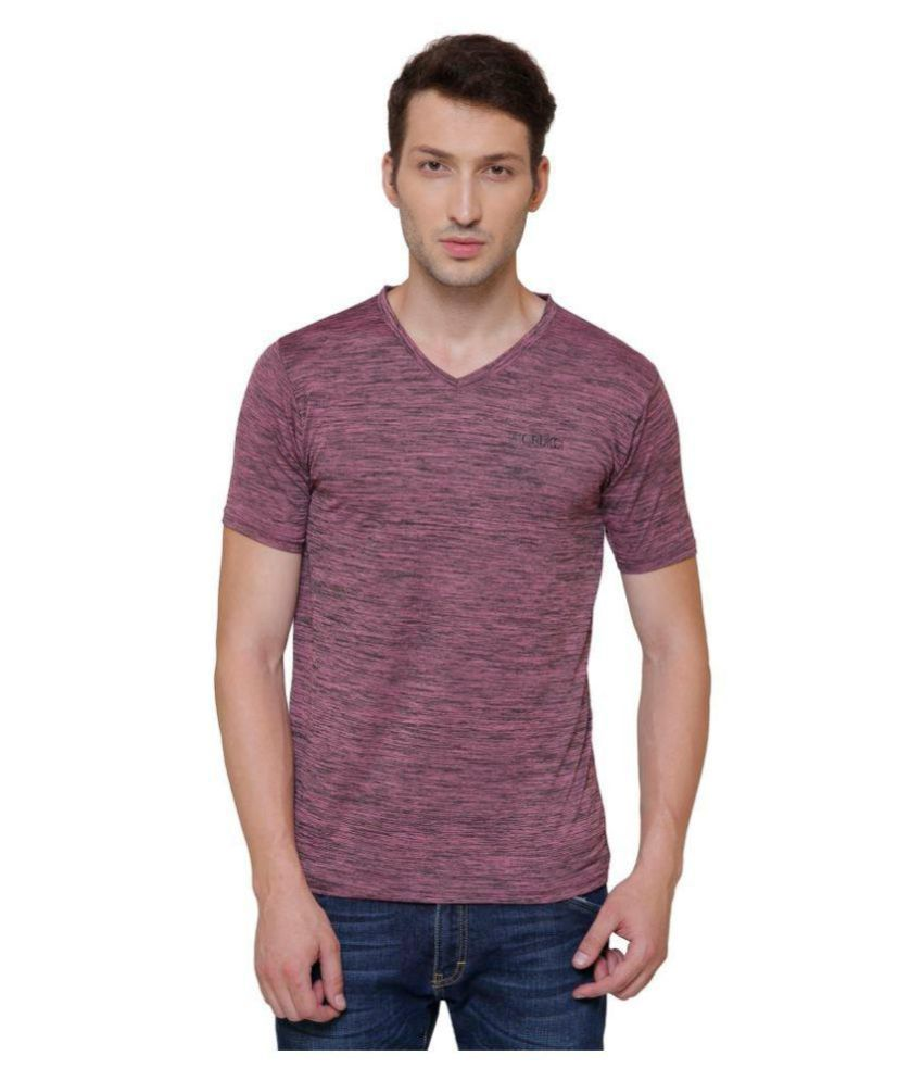 Pali Multi V-Neck T-Shirt