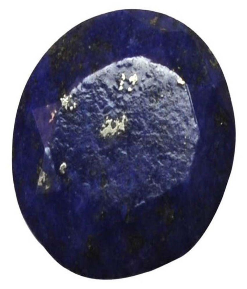 Tejvij And Sons 3.25 -Ratti Self certified Blue Labradorite Semi-precious Gemstone