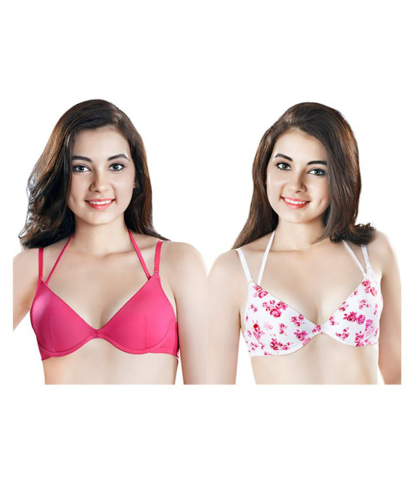 ee4f2cd4a Buy Amante Rayon Plunge Bra Online at Best Prices in India - Snapdeal