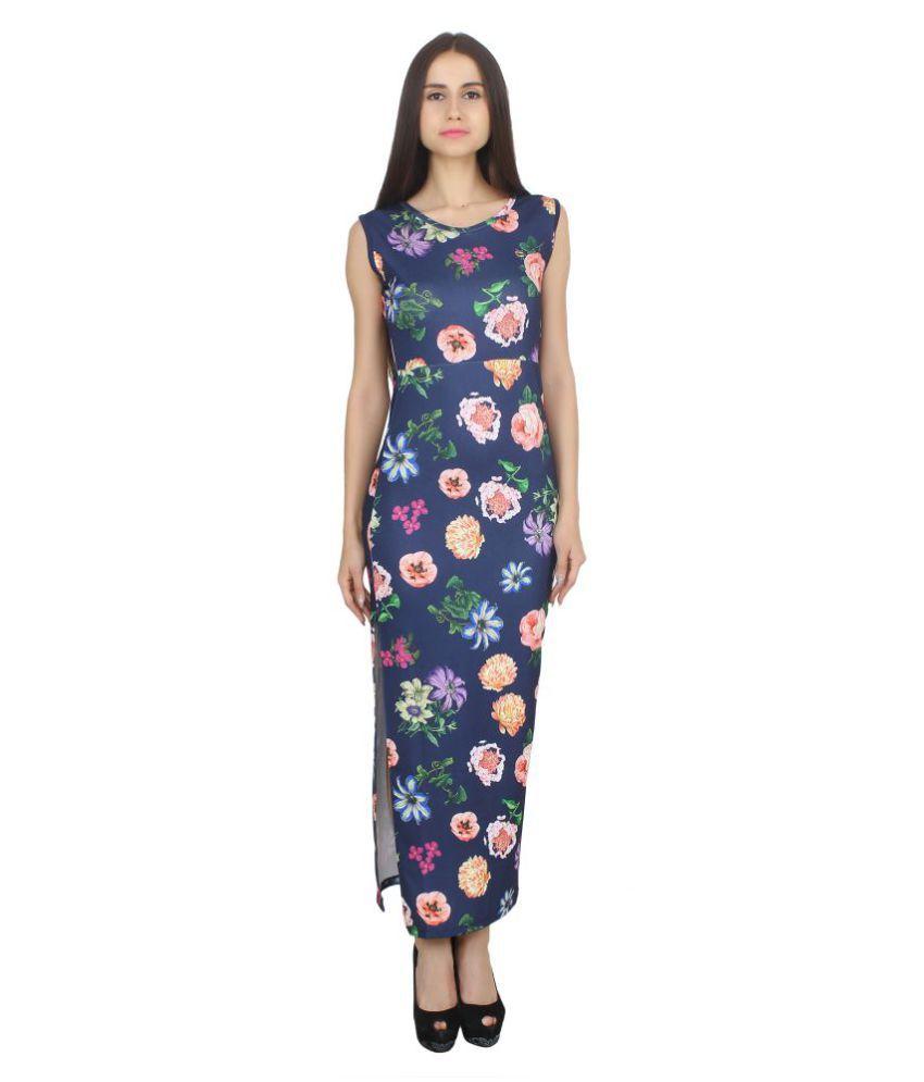 CJ15 Cotton Lycra Bodycon Dress