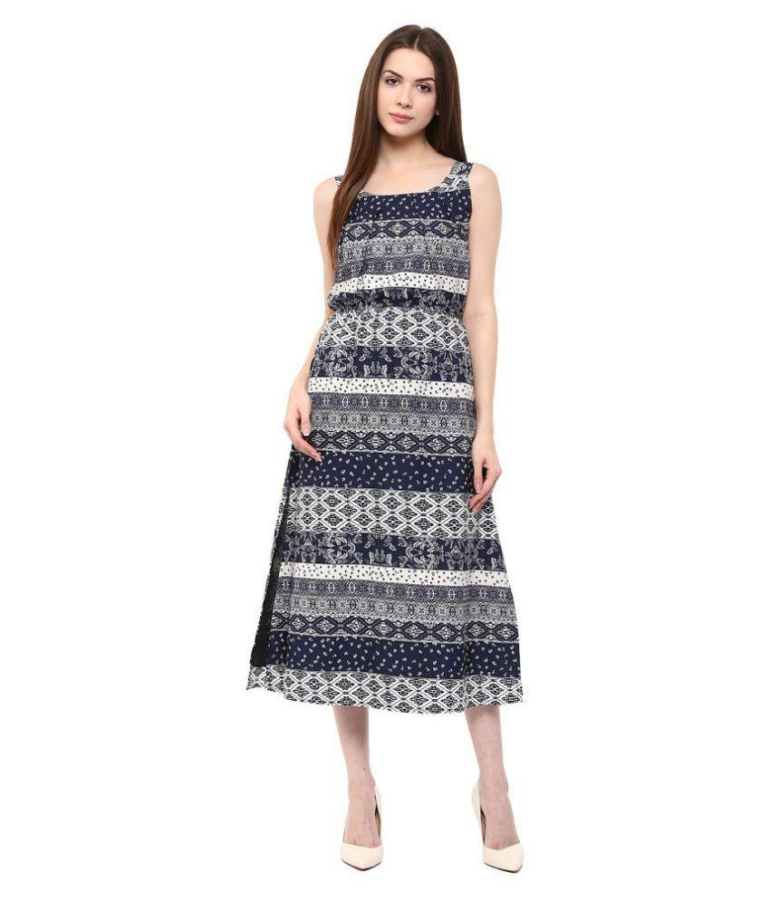 Taaruush Crepe Dresses