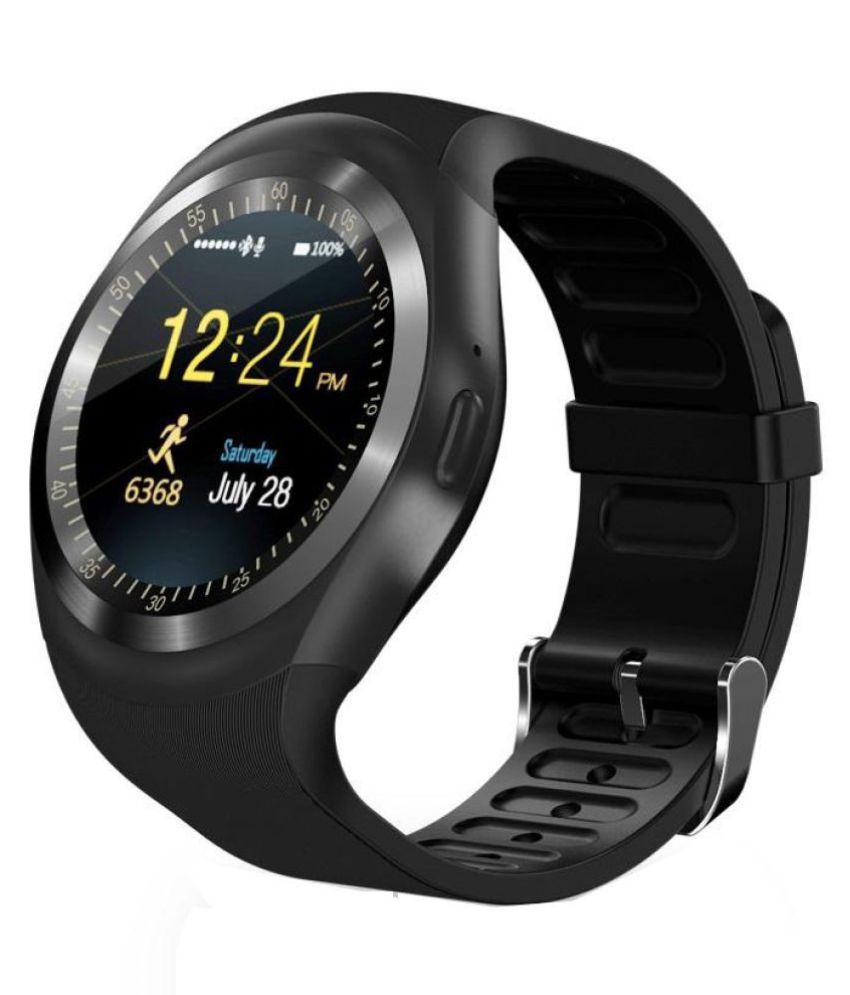 SYL karbonn KC540  Smart Watches