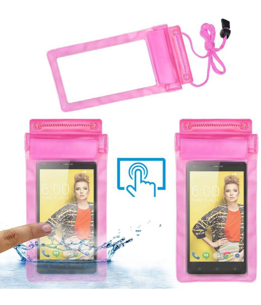 Zen Admire Fab Holster Cover by ACM - Pink