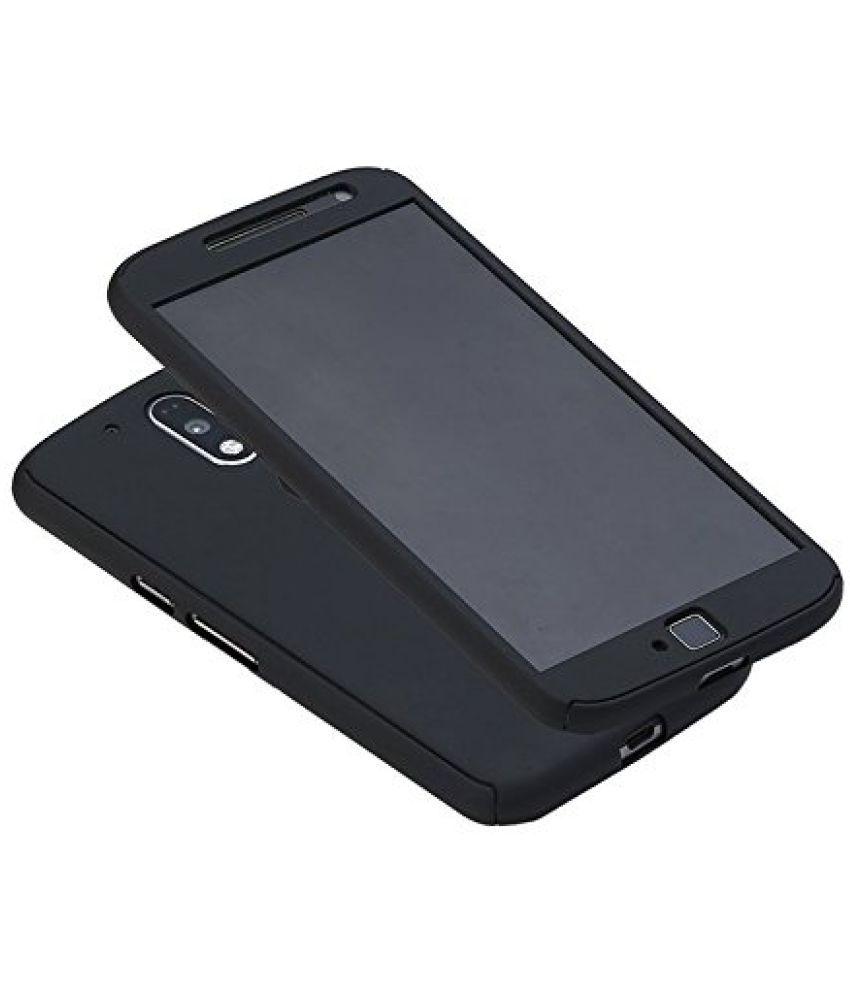 Moto G 4th Gen Shock Proof Case WORTH IT - Black