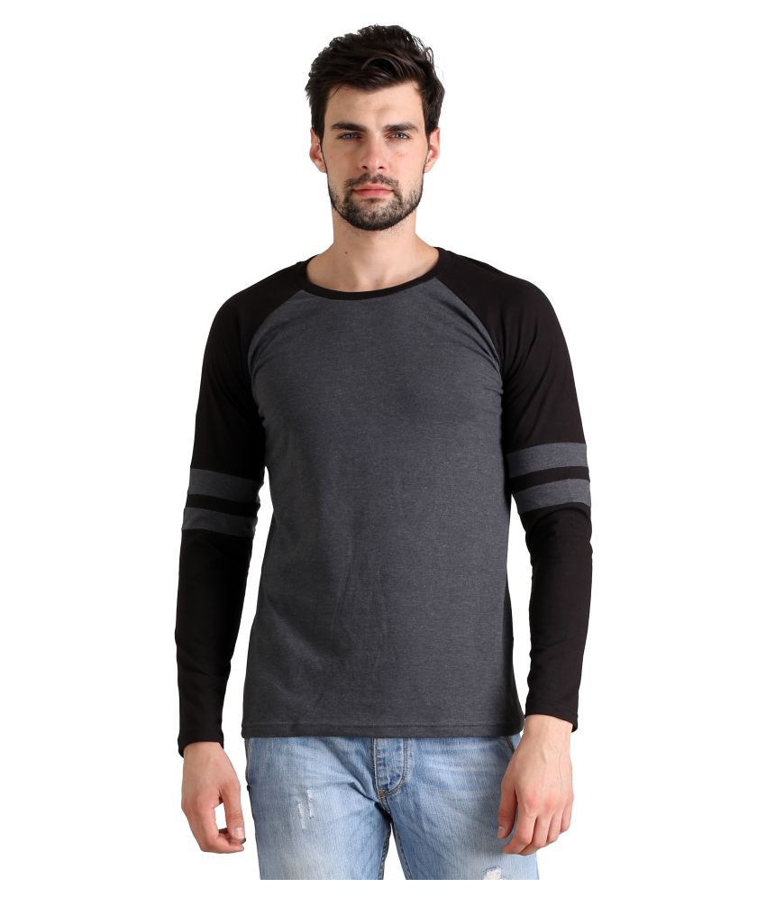 Atheno Grey Round T-Shirt