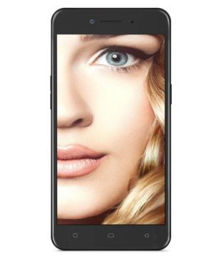 Oppo A37 ( 16GB , 2 GB ) Gray Mobile Phones Online at Low