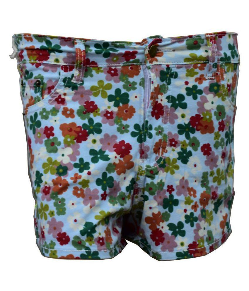 IMPORTED NEW BRAND girls SHORTS FOR ALL AGES SIZE IN VARIANT COLORS