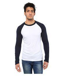 Five-Stones White Round T-Shirt