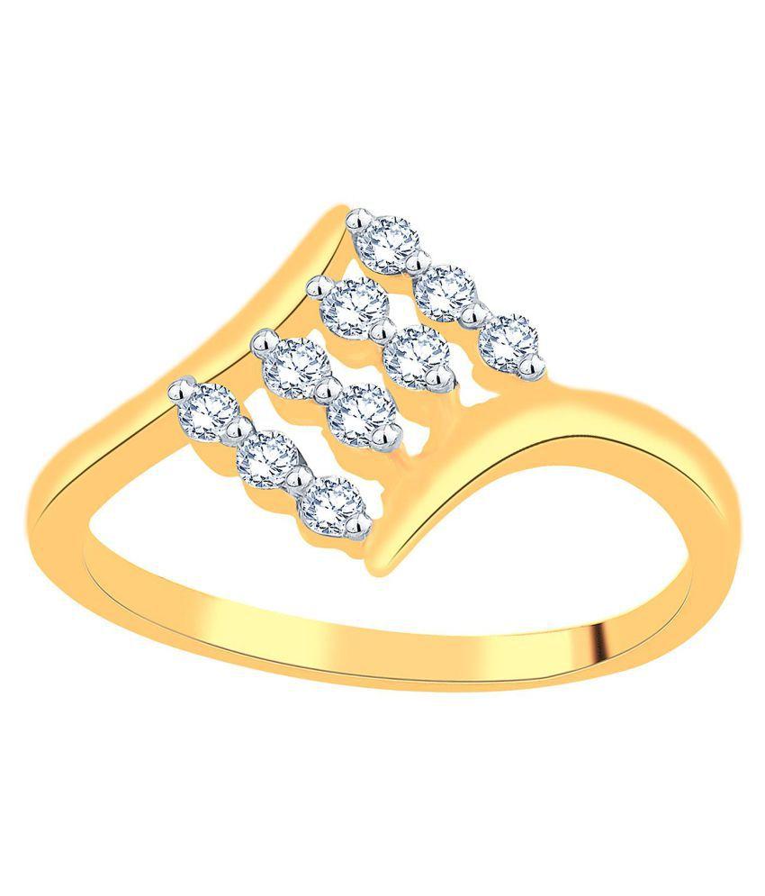 Asmi 18k Gold Ring
