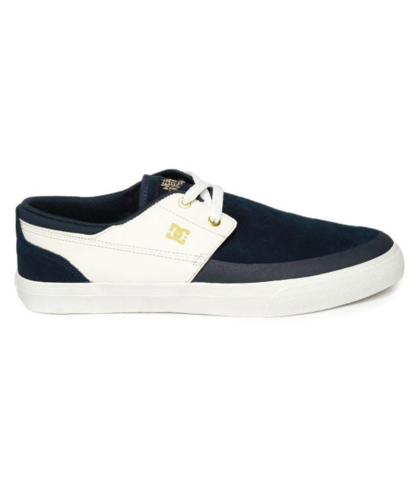 ... DC WES Kremer 2 S Sneakers Navy Casual Shoes ...