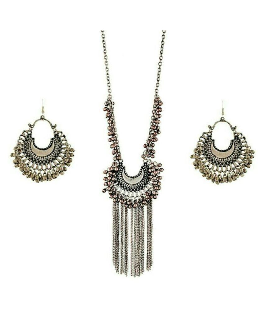 kundans necklace designer buy fashion set classy with products studded