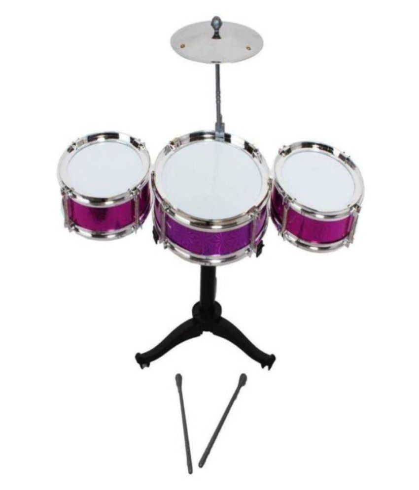Rock Your Band With Jazz Drum Give an Special Musical Toy To Your Champ On Their Day