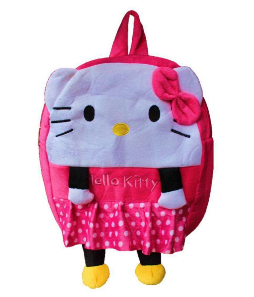 98ead507255 ToyJoy Hello Kitty school bag 35cm for kids /girls/boys/children plush soft  bag backpack cartoon bag gift for kids - Buy ToyJoy Hello Kitty school bag  35cm ...