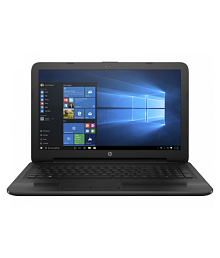 HP HP 250 Gst Ready Notebook Core i3 (6th Generation) 4 GB 39.62cm(15.6) Windows 10 Home with MS Office Home & Student Not Applicable Black