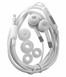 Xiaomi 5 In Ear Wired Earphones With Mic