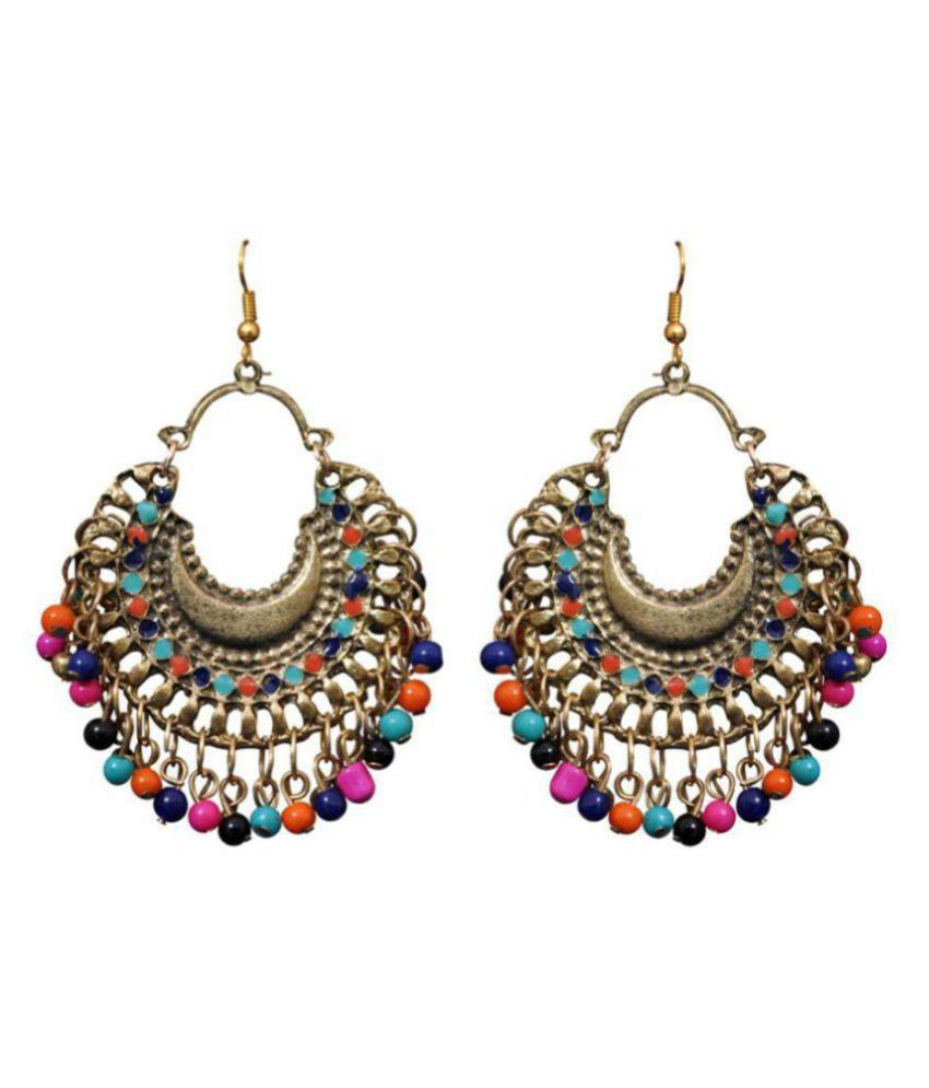 Afghani Earrings Online At Best Prices In India On Snapdeal