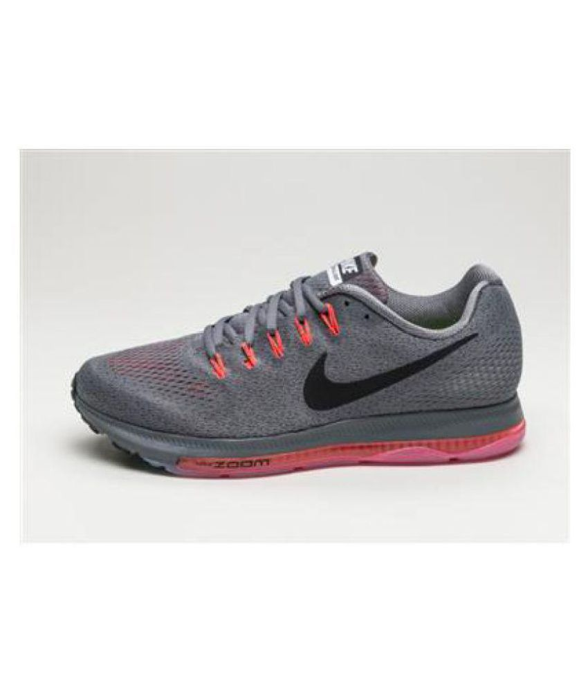 53b2443fa3a0e Nike ZOOM ALL OUT FLYKNIT RACER Running Shoes - Buy Nike ZOOM ALL OUT  FLYKNIT RACER Running Shoes Online at Best Prices in India on Snapdeal